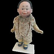 Antique Recknagel German Bisque Googly Character Googlie Doll All Original