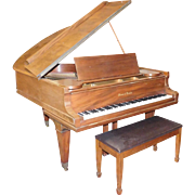 Mason & Hamlin Mahogany Grand Piano ~ Model A ~ 1926 ~ Good Instrument