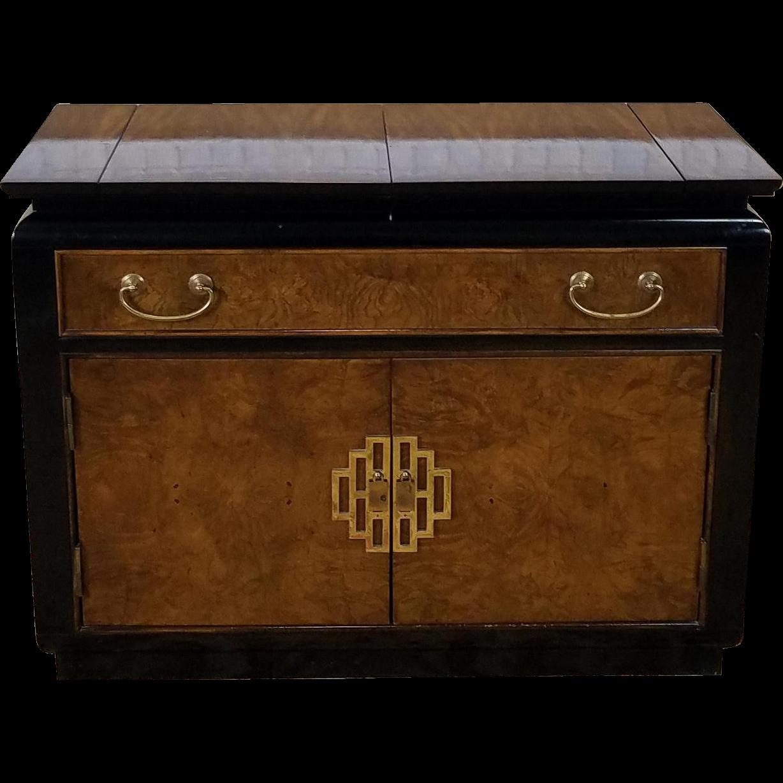 raymond k sobota chin hua century furniture dining room server cabinet c1979