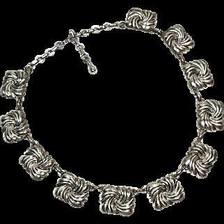 Danecraft  Sterling Silver Adjustable Necklace
