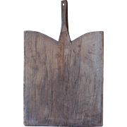 Huge Solid Beech Antique Chopping Board