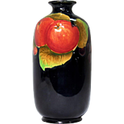 Rare Shelley Pomegranate like Moorcroft c.1929 New Intarsio Free Shipping