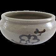 Jugtown Ware Pottery Bowl - NC Pottery