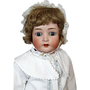 Antique German bisque head doll Kammer & Reinhardt KR 29