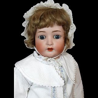 Antique German bisque head doll Kammer & Reinhardt KR 29