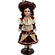Antique French bisque head doll Jumeau 230