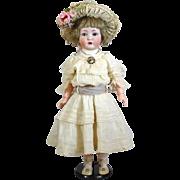 Antique German bisque head doll Kammer & Reinhardt 117n