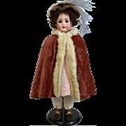 Antique German bisque head doll Alt, Beck & Gottschalck 1362