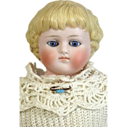 Antique German bisque head doll Alt, Beck & Gottschalck ABG 1000