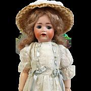 Antique German Bisque Head Doll J. D. Kestner JDK 260