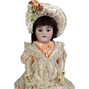 Antique German Bisque Head Doll Simon Halbig 1079