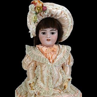 Antique German Bisque Head Doll Simon Halbig 1079