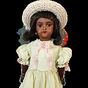 Antique German Bisque head doll Heinrich Handwerck S & H HH