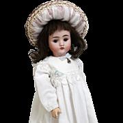 Antique German Bisque Head Doll Max Handwerck 421
