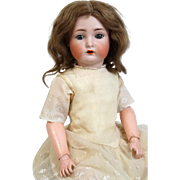 Antique German Bisque Head Doll Kammer & Reinhardt K & R 403