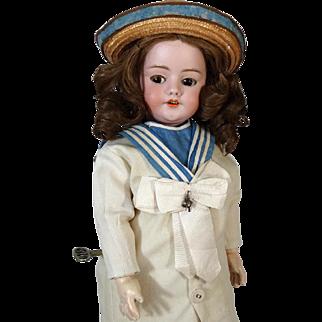 Antique German Walking Doll Simon Halbig 1039 Roullet et Decamps