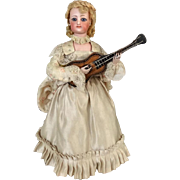 French Antique Musical Automaton by Vichy Gaultier