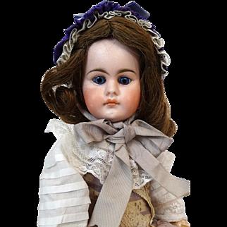 Rare antique German Bisque Head Doll Belton Type