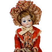 Antique French Doll Belton Type
