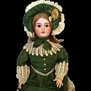 Antique Bisque Head Doll S&H DEP
