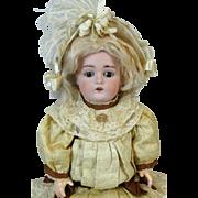Antique German Bisque Head Doll Kestner JDK 167