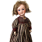 Antique French Bisque Head Doll SFBJ 301