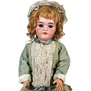 Antique German Bisque Head Doll Simon Halbig S&H 1078