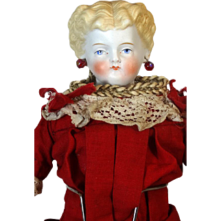 Early German Parian Doll