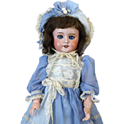 Antique French Bisque Head Doll SFBJ 60