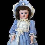 Antique French Bisque Head Doll SFBJ 60