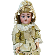 Antique German Bisque Head Doll Simon & Halbig S&H 1079