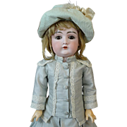 Antique German Bisque Head Doll Kestner JDK 129