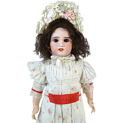 French Antique Bisque Head Doll SFBJ Jumeau
