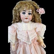 Rare antique German Bisque Head Doll Kestner JDK 160