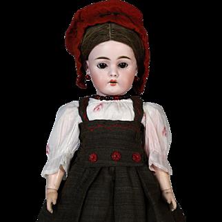 Rare Antique German Bisque Head Doll Bahr & Proschild B&P 422
