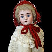 Antique German Bisque Head Doll Bahr & Proschild  B&P 444