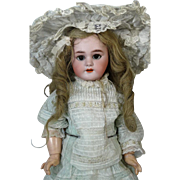 Antique French Bisque Head Doll Jumeau DEP 8