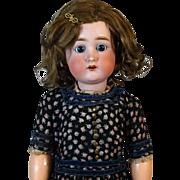 Antique German Bisque Head Doll Franz Schmidt 1253