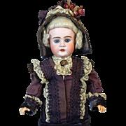 Antique German Bisque Head Doll Bahr & Proschild B&P 247