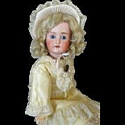 Antique German Bisque Head Doll Johann Daniel Kestner JDK 171
