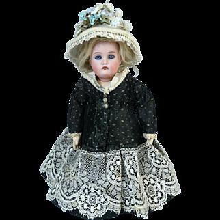 Antique German Bisque Head Doll Kammer Reinhardt K&R 192