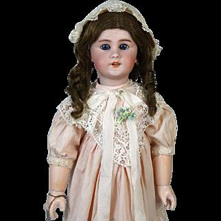 Antique French Bisque Head Doll S&H DEP 11 Jumeau