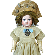 Antique German Bisque Head Doll Johann Daniel Kestner JDK 13