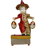 Antique French or German Musical Automaton