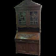 19th Century Oak Bookcase