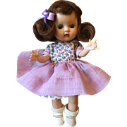Vintage NASB Muffie in Perfect Dress Ginny Friend