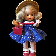 NASB Vintage Muffie Doll 1950's