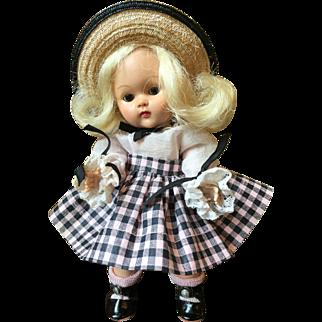 Vintage Vogue Strung Ginny Doll 1953 Tiny Miss Beryl Complete