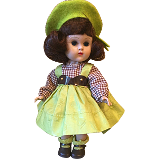 Vintage Vogue MLW Ginny Doll Merry Moppets #33 1955