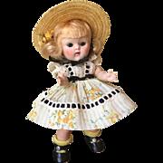 Vintage Vogue Strung Ginny Tiny Miss Wanda, 1953